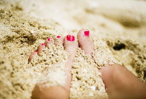 feet-sand